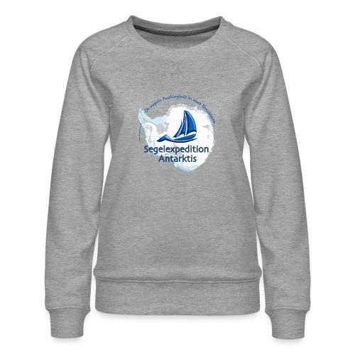 segelexpedition antarktis3 - Frauen Premium Pullover