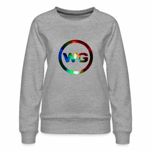 wout games - Vrouwen premium sweater