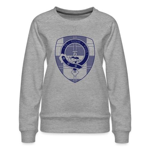 Logo Scouting Erskine 2018 - Vrouwen premium sweater