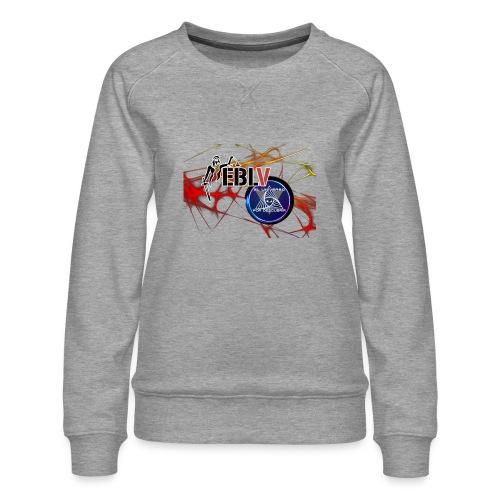 FUSION LOGOS 2 - Women's Premium Sweatshirt