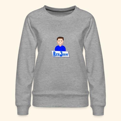 RickJeremymerchandise - Vrouwen premium sweater