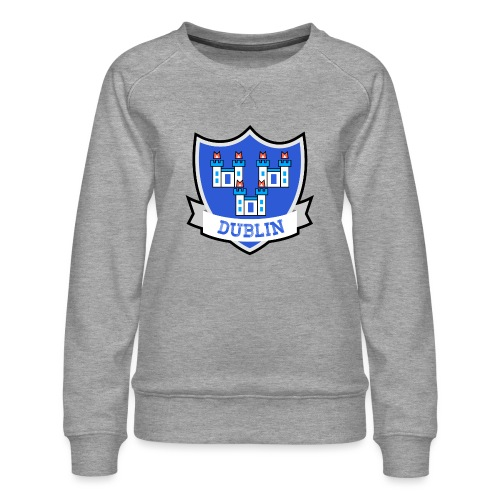 Dublin - Eire Apparel - Women's Premium Sweatshirt