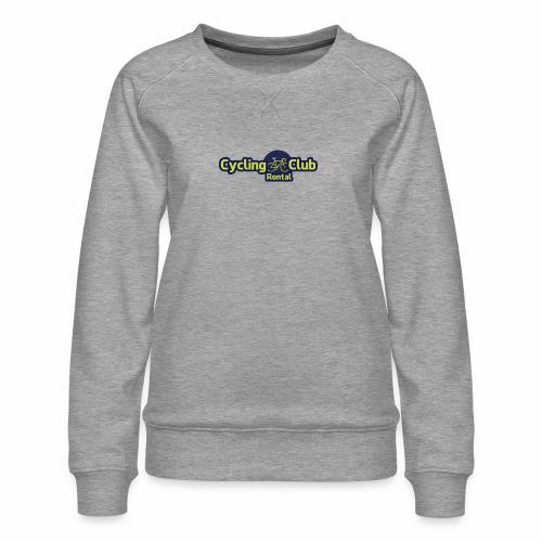 Cycling Club Rontal - Frauen Premium Pullover