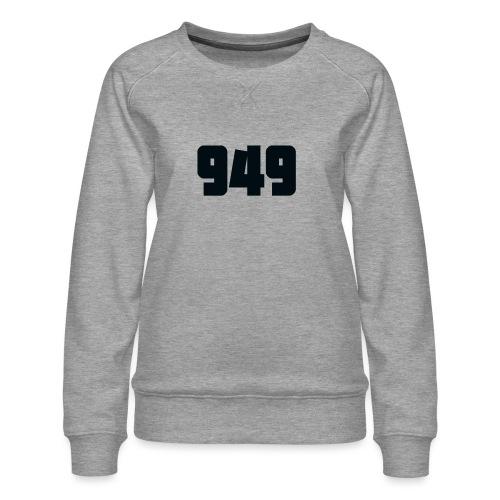 949black - Frauen Premium Pullover