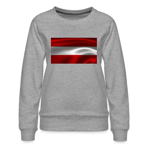 Austria I Love Austria - Frauen Premium Pullover