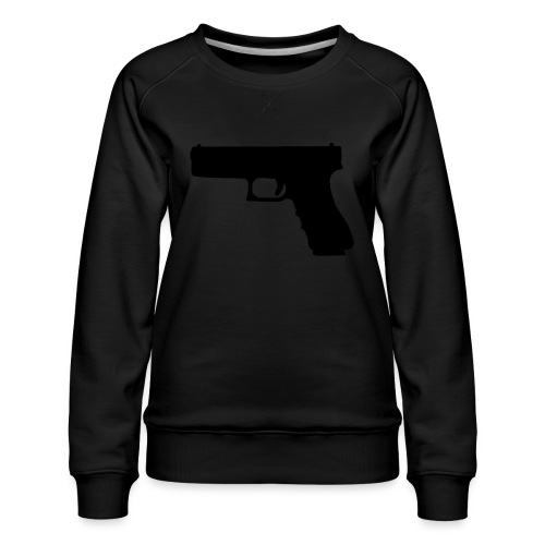 The Glock 2.0 - Women's Premium Sweatshirt