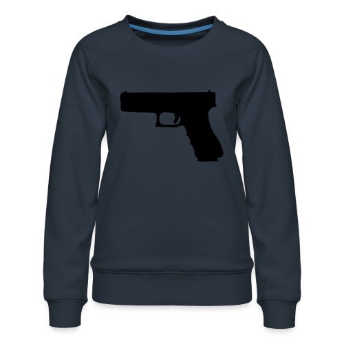 The Glock 2.0 - Women's Premium Sweatshirt