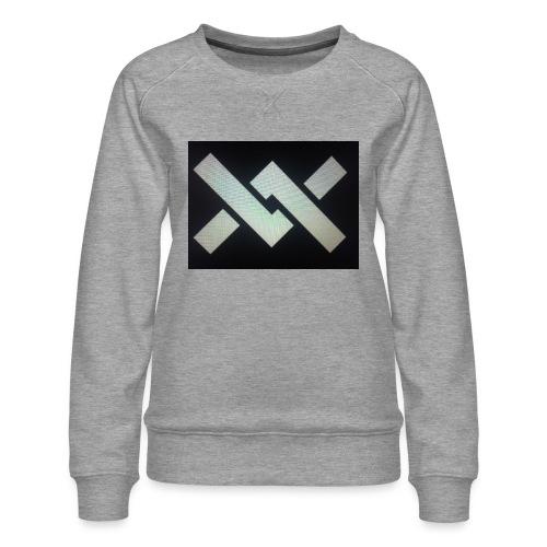 Original Movement Mens black t-shirt - Women's Premium Sweatshirt