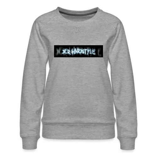DerHardstyle ONE - Frauen Premium Pullover