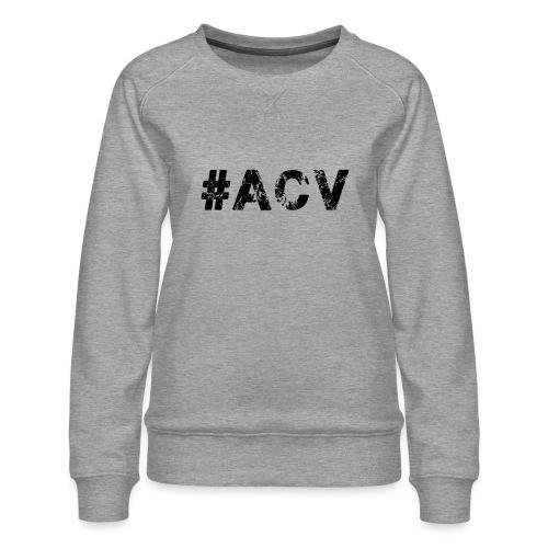 #ACV Logo - Frauen Premium Pullover