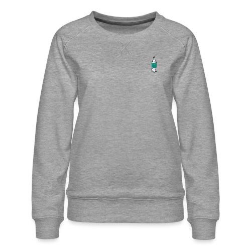 Karieskiller - Frauen Premium Pullover
