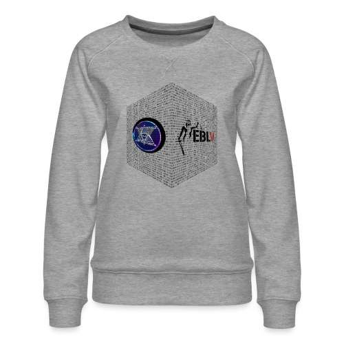 Dos Diseños - Women's Premium Sweatshirt