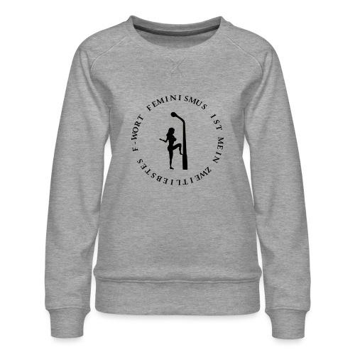 Feminismus - Frauen Premium Pullover