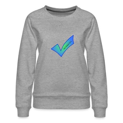 Thetwoboys_Designs - Dame premium sweatshirt