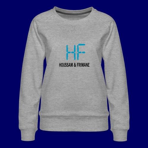 h&f - Felpa premium da donna