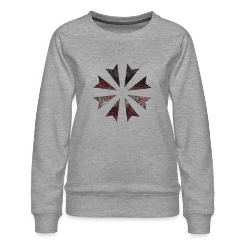 Gladiatores Haukreuz - Frauen Premium Pullover