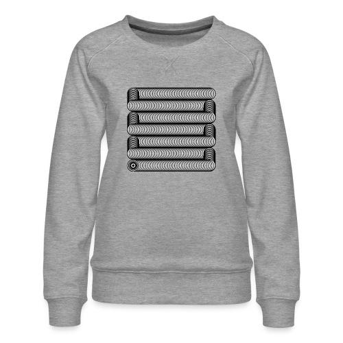 Wavesnake - Vrouwen premium sweater