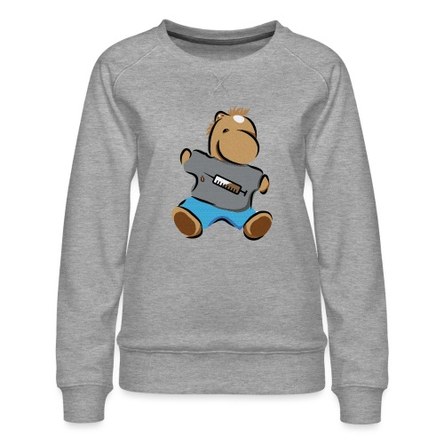 Breitmarra - Frauen Premium Pullover