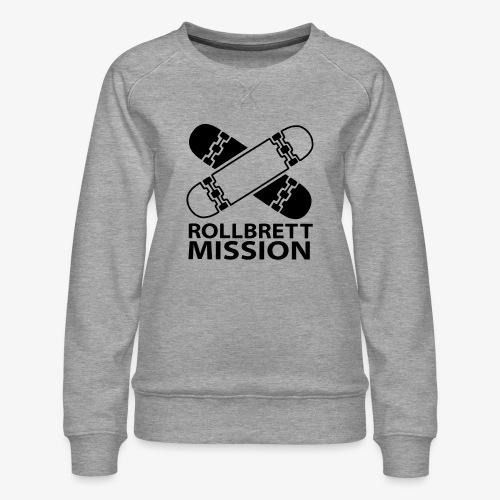 Logo Klassisch - Frauen Premium Pullover