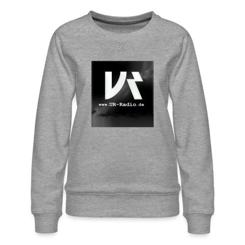 logo spreadshirt - Frauen Premium Pullover