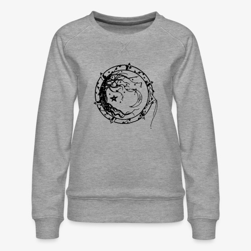 Tree of Life - Women's Premium Sweatshirt