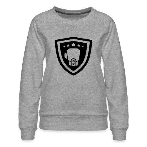 mitch gym schild - Vrouwen premium sweater