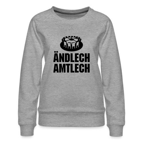 Amtl. bew. Meistershirt - Frauen Premium Pullover