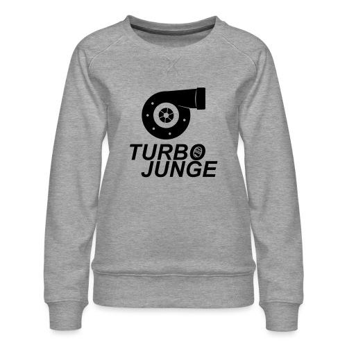 Turbojunge! - Frauen Premium Pullover