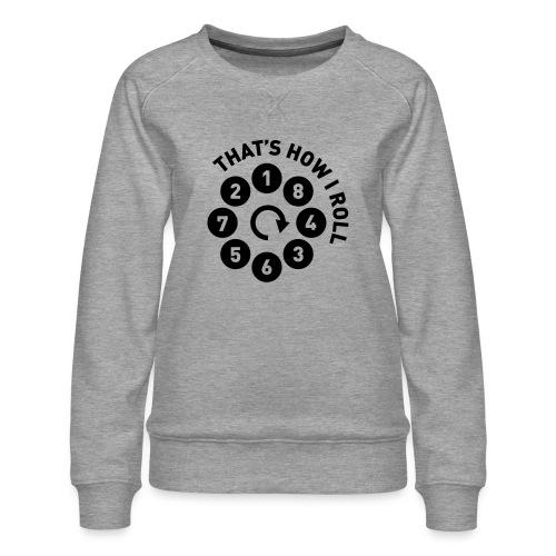 v8firingroll01b - Premium-genser for kvinner