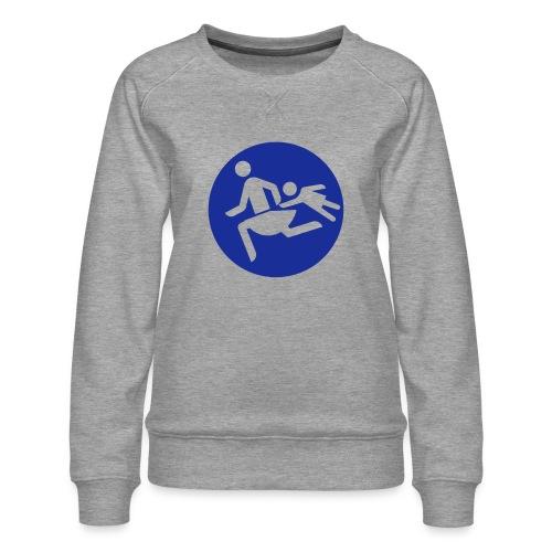 Running Mamas - Frauen Premium Pullover