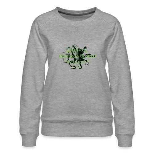 Barnabas (H.P. Lovecraft) - Women's Premium Sweatshirt