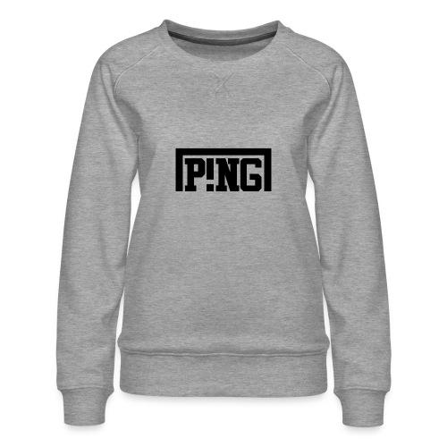 ping1 - Vrouwen premium sweater
