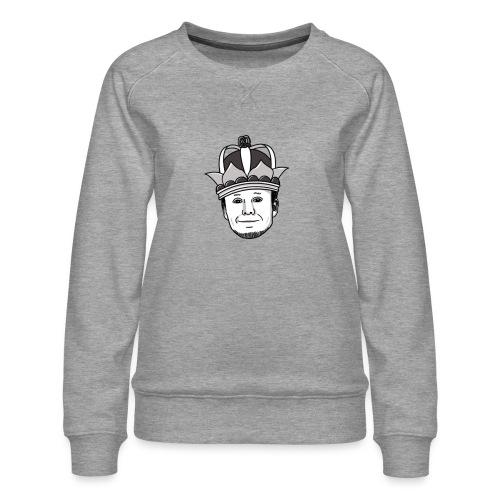 Meisterlehnsterr-Head - Women's Premium Sweatshirt