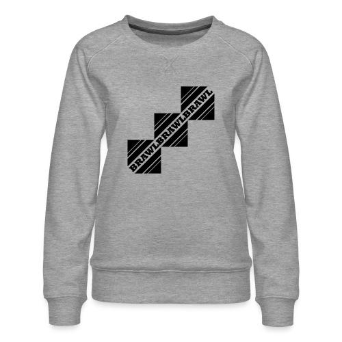 BRAWL TEST - Vrouwen premium sweater