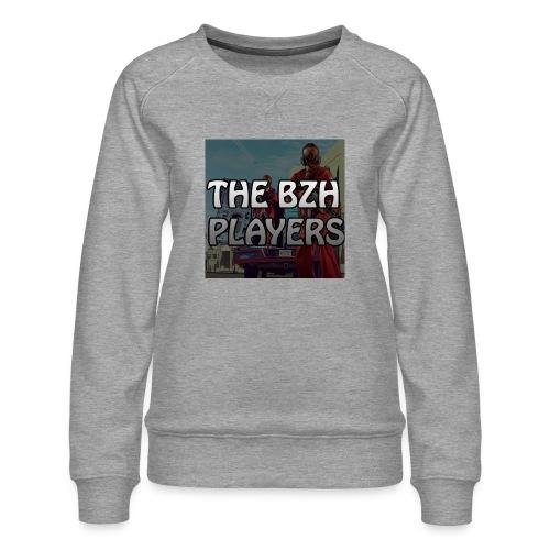 T-Shirt The BloYd - Sweat ras-du-cou Premium Femme