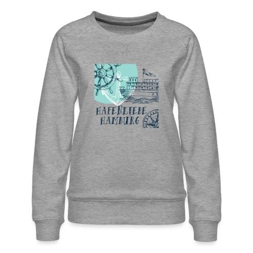 Hafenliebe - Frauen Premium Pullover