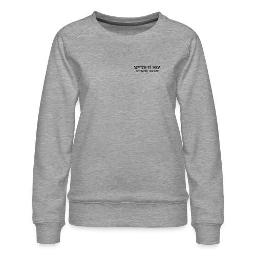 Goldgasse 9 - Front - Women's Premium Sweatshirt