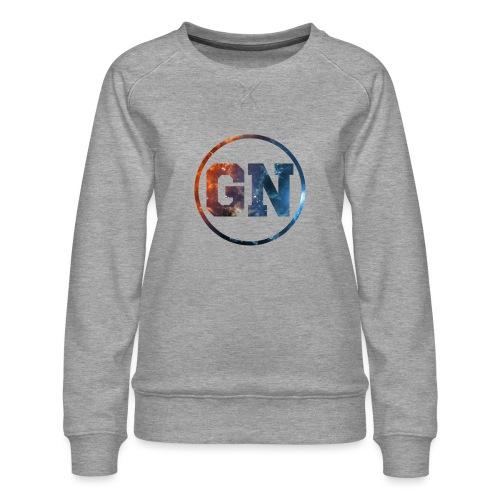 GainsNation galaxy - Premiumtröja dam