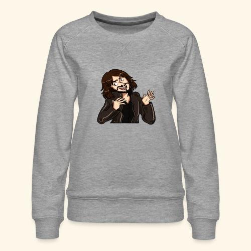 LEATHERJACKETGUY - Women's Premium Sweatshirt