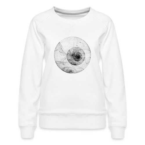 Eyedensity - Women's Premium Sweatshirt