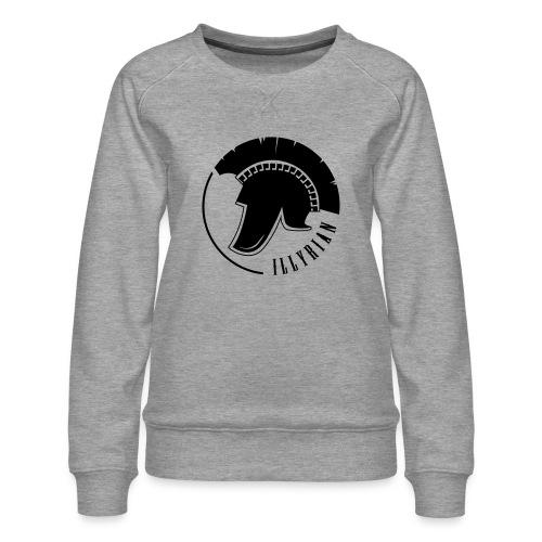 Illyrian Helmet Patrioti - Frauen Premium Pullover
