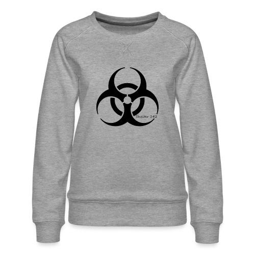Biohazard - Shelter 142 - Frauen Premium Pullover