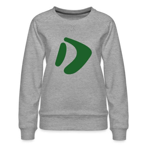 Logo D Green DomesSport - Frauen Premium Pullover