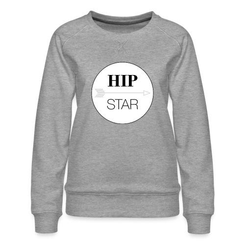 hip star 2 - Frauen Premium Pullover
