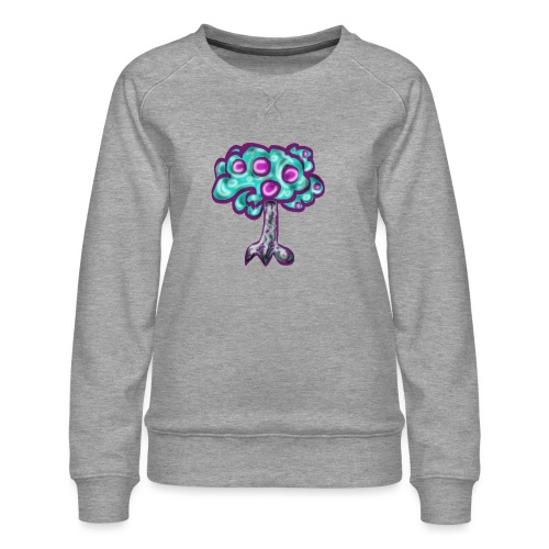 Neon Tree - Women's Premium Sweatshirt