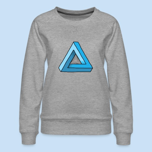Triangular - Frauen Premium Pullover