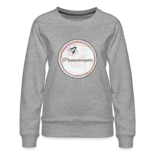 Princesasroyals - Frauen Premium Pullover