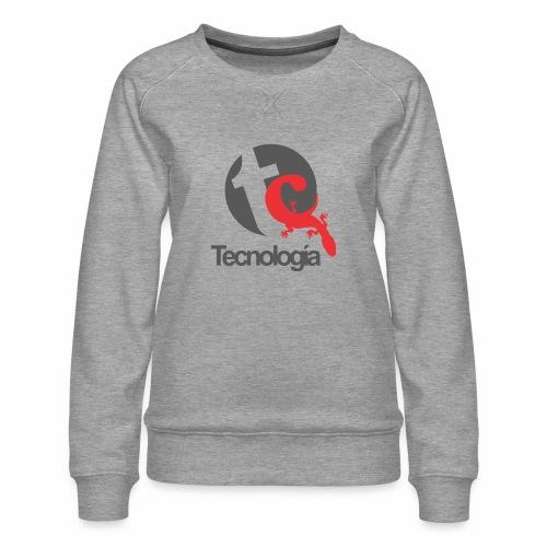 Tecnologia - Frauen Premium Pullover