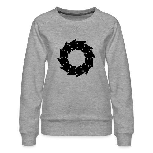 Ornament 071 - Frauen Premium Pullover