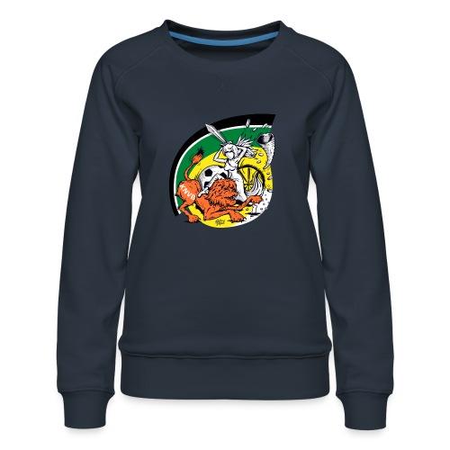 fortunaknvb - Vrouwen premium sweater